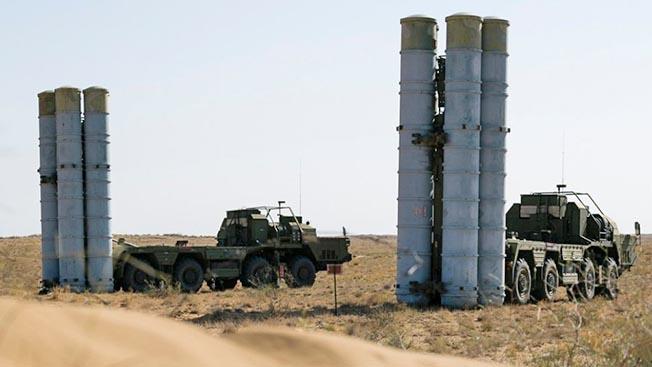 С-300 в Сирии - «железный» ответ Израилю