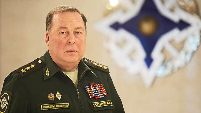 Генерал-полковник  Анатолий Сидоров: «Совместное стратегическое учение -  высшая форма  подготовки  Коллективных сил  ОДКБ»