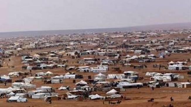 Лагерь «Эр-Рукбан»: боевики на «кормлении», беженцы - в беде