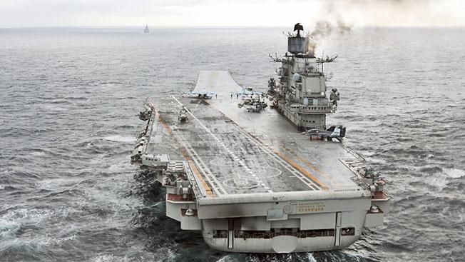Курсовая задача: как добавить футов под килем военному флоту России