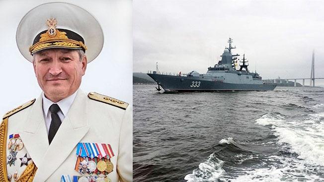 Адмирал Виктор Федоров: «Ни о какой утрате позиций Военно-морского флота России не может быть и речи»