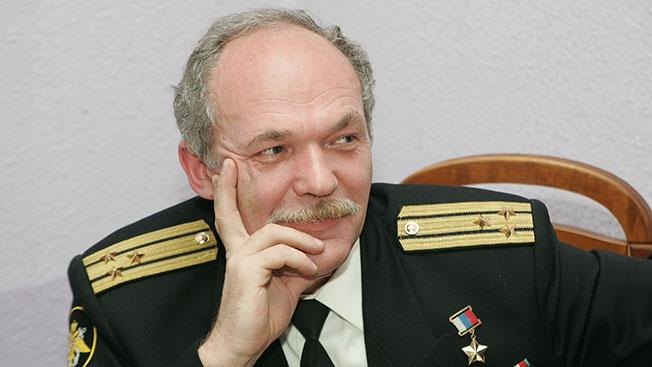 Освоенная глубина капитана 1 ранга Анатолия Храмова