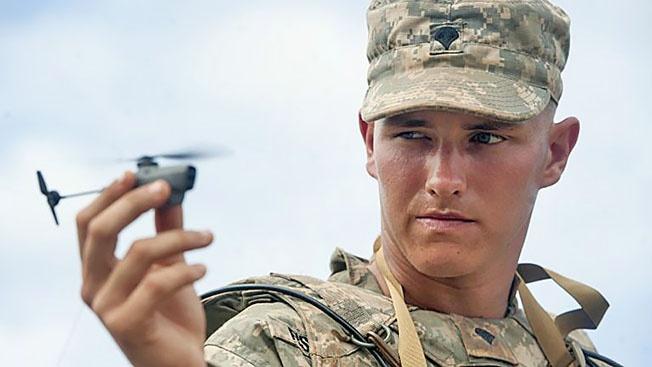 Современный бой: батальоны просят нанотехнологий