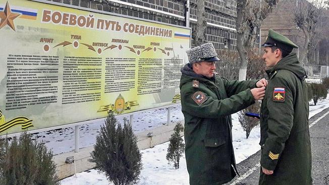 Первая награда Дмитрия Шевцова