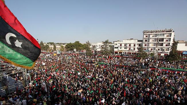 Может ли Ливия надеяться только на волеизъявление своего народа?