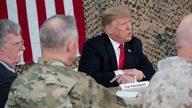 США-Сирия: уходя, уходим. Но ищем повод остаться