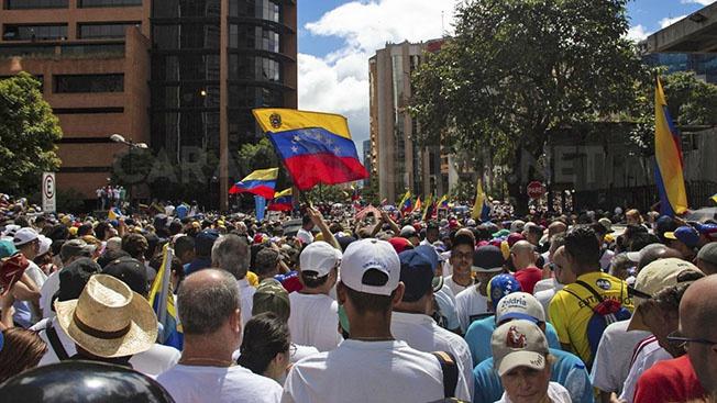 Сценарий событий  в Каракасе  написан в Вашингтоне