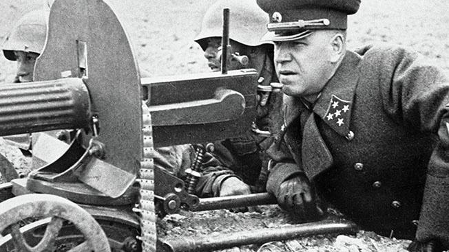Маршал Жуков: полководец, который не вел подковерные бои
