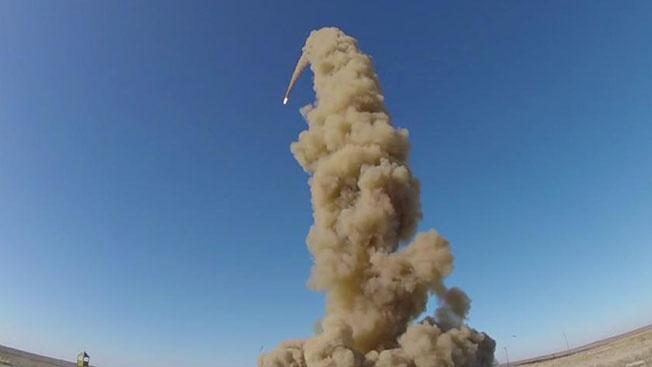 Противоракетные кольца обороны: чужие МБР не долетят