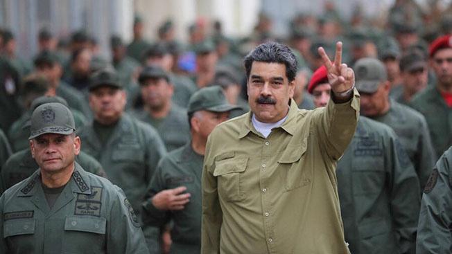 Венесуэла: американский блицкриг сорвался
