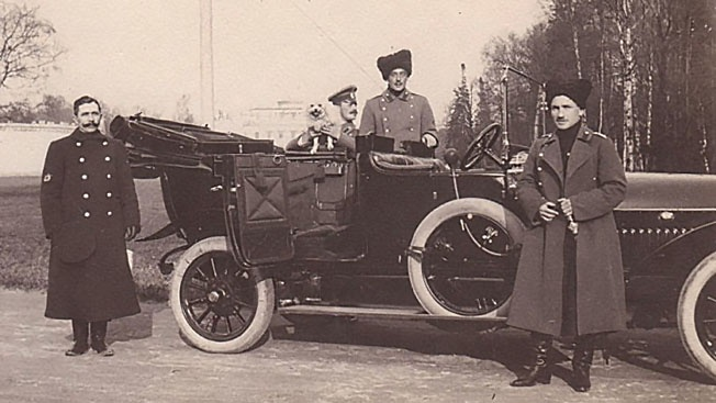 Что скрывал тайник охранника Николая II