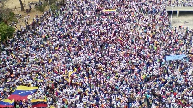 Спасение Венесуэлы - дело рук самой Венесуэлы