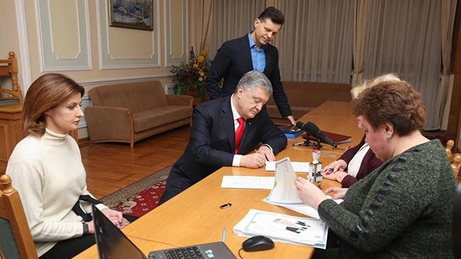 А priori Петр Порошенко не может победить на выборах честно