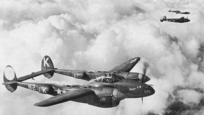 Американские «союзники» сбивали советские, а не нацистские самолеты на исходе Второй мировой войны