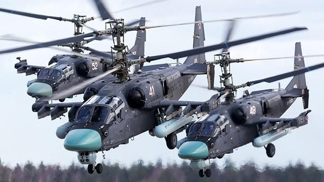 Бить с предельно малой: как изменится тактика применения вертолетов в XXI веке