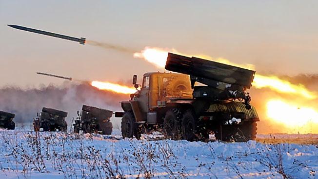 РСЗО «Торнадо-Г» получит новые боеприпасы