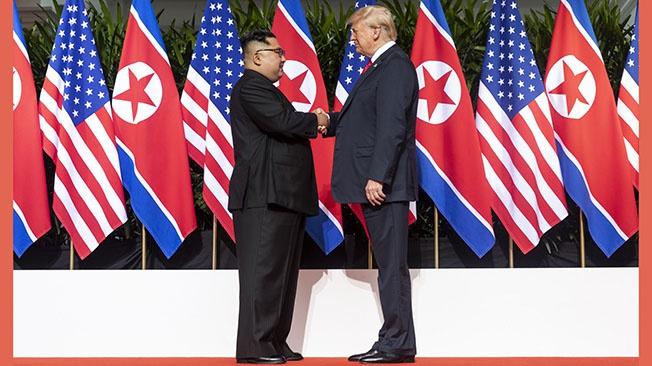 Трамп и Ким Чен Ын: о чем говорить, когда не о чем говорить