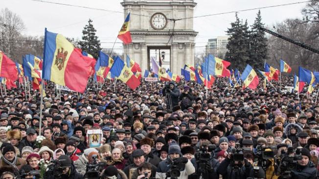 Молдавские выборы могут перерасти в уличные протесты