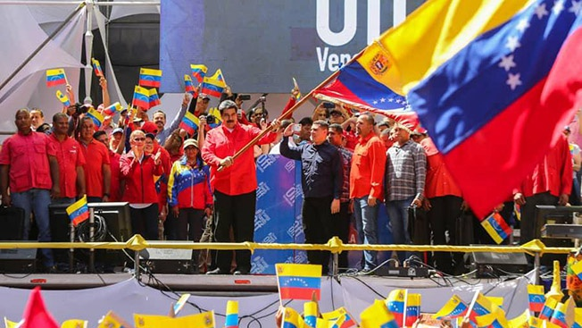Венесуэла: чьи дни сочтены?