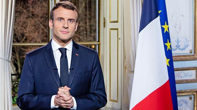Макрон: Время Нового Лидера Новой Европы?!