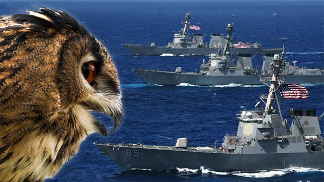 Лучевое оружие ВМФ России