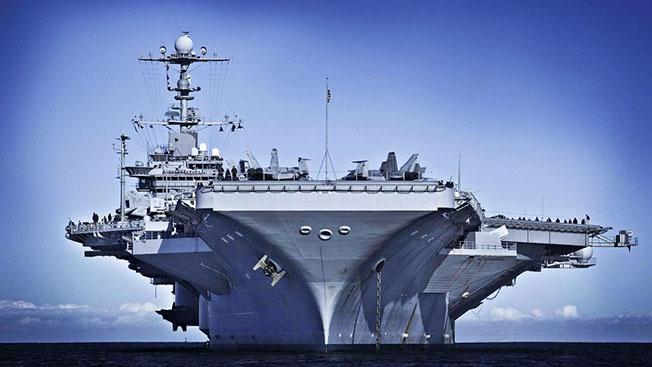 Закат авианосного флота США?
