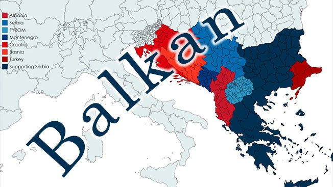 Балканский коридор: как распутать  клубок вековых противоречий