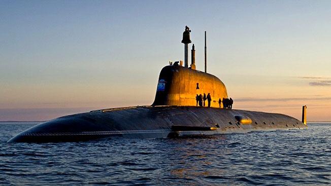 Памяти погибших подводников