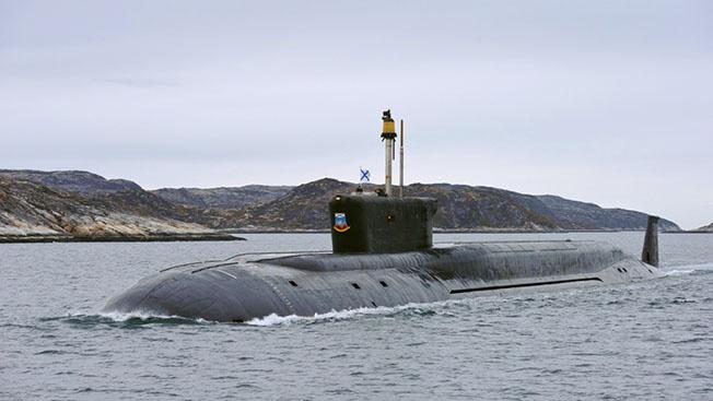Ракетоносец типа «Борей»: основа подводных сил