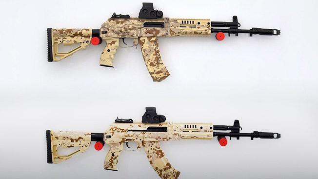 Чем АК-12 лучше АК-74М?