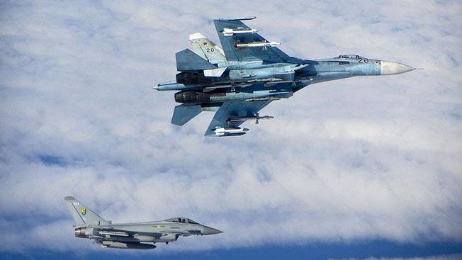 «Ядерный кризис» с целью «защиты воздушного пространства государств Балтии»