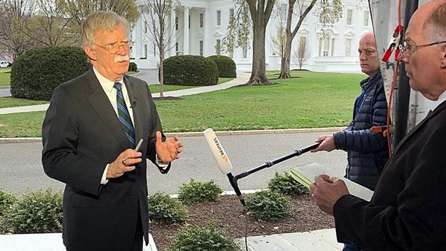 Джон Болтон: «США привлекут Кубу к ответственности за подрыв демократии в Венесуэле»