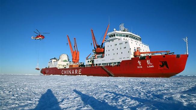 Арктические интересы Китая. Пока в зоне Российской Федерации