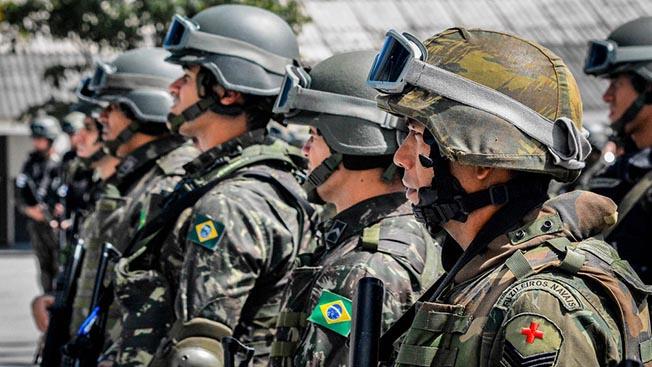 Бразилии не до карнавалов. Пора задуматься о вторжении в Венесуэлу