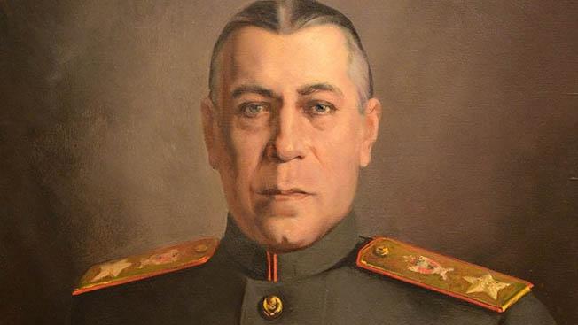 Маршал Шапошников. Он «просчитал» план «Барбаросса»