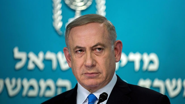 Биньямин Нетаньяху: «Кто там шагает левой?»