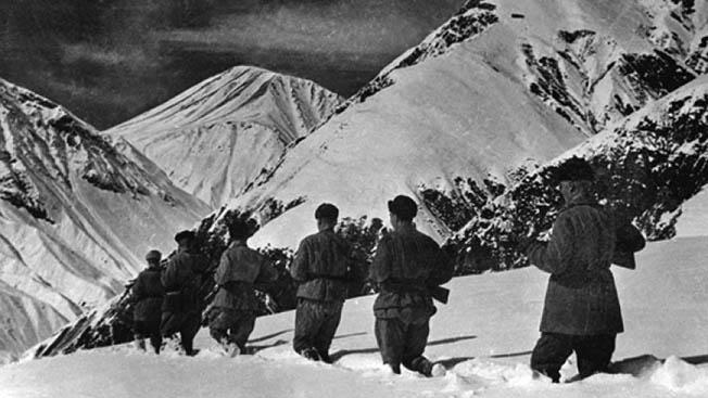 Как подвиг альпинистов помог спасти Ленинград от фашистов