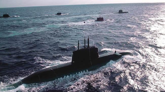 Подводный флот США:  «игра» в догонялки