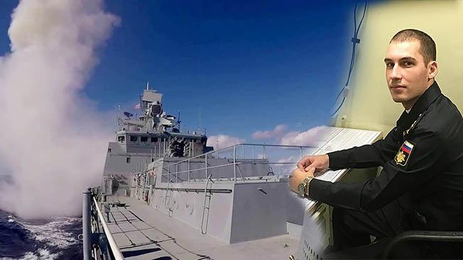 Капитан-лейтенант Сергей Никитин: «Я просто не имею права плохо служить»