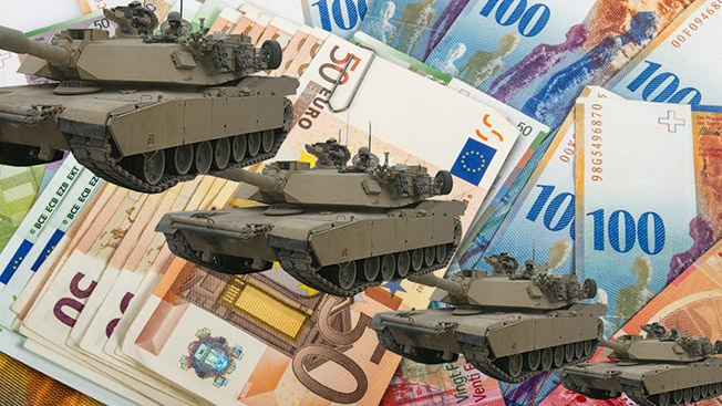 Миллиард евро на вооружения и антироссийские эскапады Европарламента