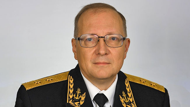 Вице-адмирал Владимир Касатонов: «Без наших спецов Андреевский флаг не поднимется ни на одном боевом корабле»