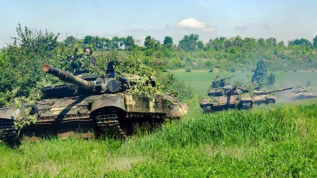 Донбасский рубикон: 21 бригада ВСУ численностью до ста тысяч человек ждёт только приказа