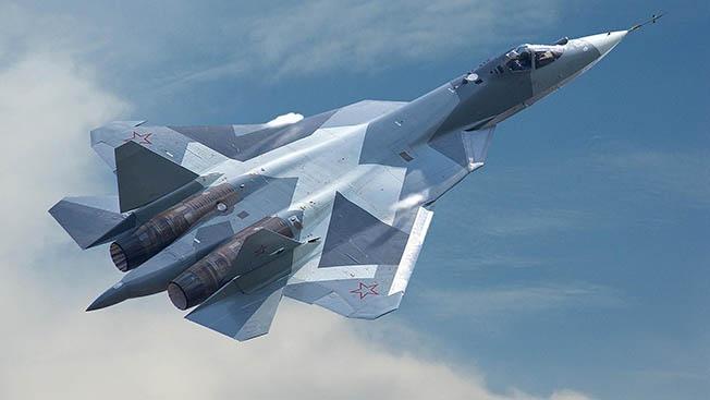 Су-57 - истребитель, меняющий реальность
