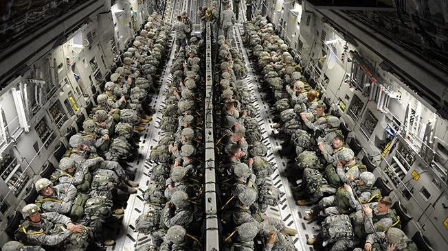«Ахиллесова пята» армии США