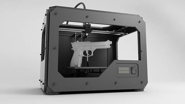 ВПК начинает печатать оружие