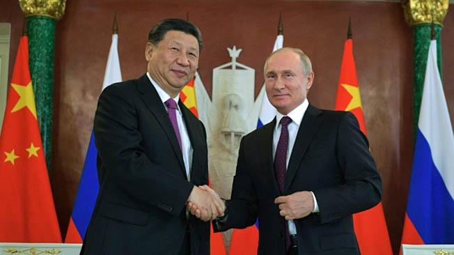 Сближение России и Китая: тактическая неизбежность на фоне стратегической неоднозначности