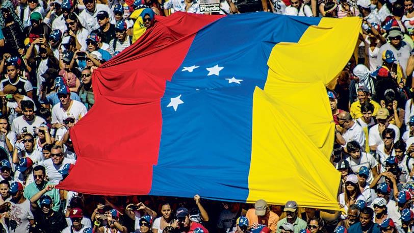 Слив по-американски: «венесуэльская оппозиция во всём виновата»
