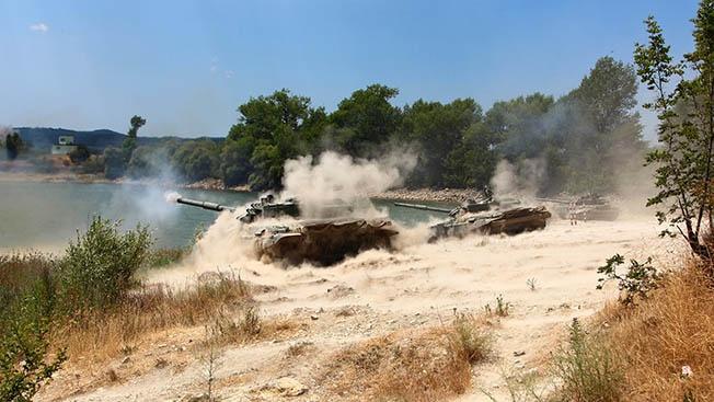 Десантный «тельник» для танкиста
