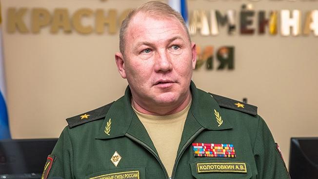 Генерал-майор Андрей Колотовкин: «Соединения и воинские части 2-й армии не имеют права плохо служить»
