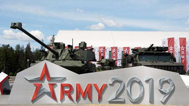 «Тигр-Атлет», «Охотник» и «Свинец-2»: грозная красота оружия России